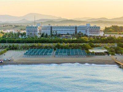 Amelia Beach Resort Hotel & Spa Antalya Side Kızılot