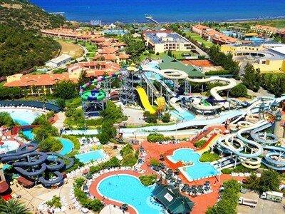 Aquafantasy Aquapark Hotel & Spa Aydın Kuşadası Pamucak