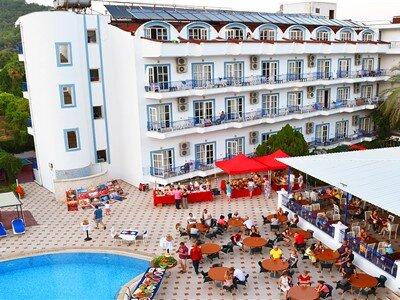 Ares Blue Hotel Antalya Kemer Kiriş