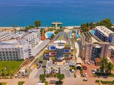 Armas Beach Hotel Antalya Kemer Kemer Merkez