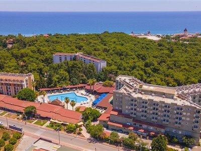 Armas Kaplan Paradise Antalya Kemer Tekirova