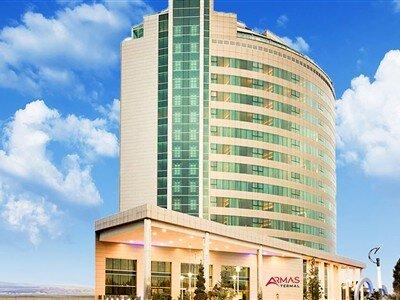 Armas Termal Resort Kırşehir Kırşehir Kırşehir Merkez Bağbaşı Mahallesi