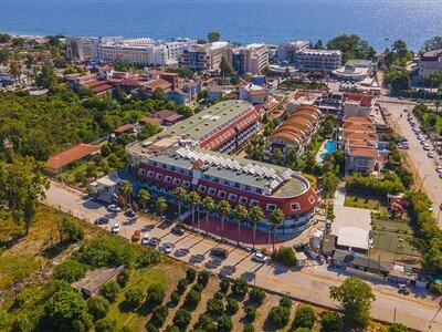 Armir Resort Antalya Kemer Kemer Merkez