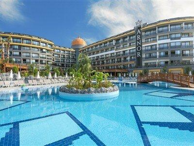 Arnor De Luxe Hotel & Spa Antalya Side Manavgat