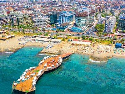 Asia Beach Resort & Spa Antalya Alanya Alanya Merkez