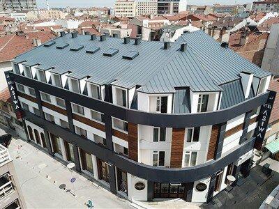 Asiwa Otel Eskişehir Odunpazarı Bademlik