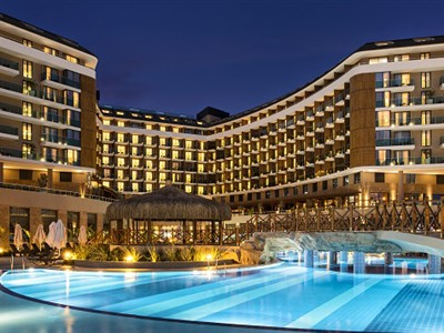 Aska Lara Resort & Spa Antalya Lara-Kundu Kemerağzı