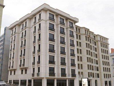 Aspera Hotel Golden Horn İstanbul Beyoğlu Evliya Çelebi