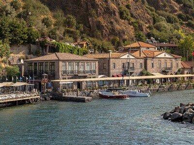 Assos Nazlıhan Hotel Çanakkale Assos Ayvacık