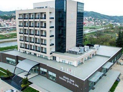 Ataol Çan Termal Hotel & Spa Çanakkale Çan Seramik