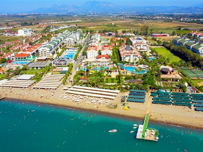 Aydınbey Famous Resort Hotel Antalya Belek Boğazkent