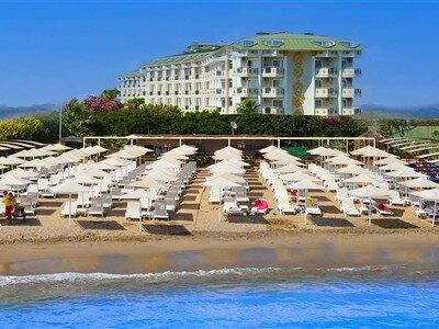 Aydınbey Gold Dreams Hotel Antalya Alanya Türkler
