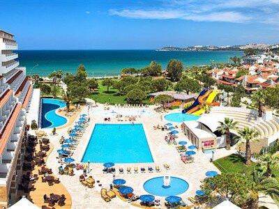 Batıhan Beach Resort Aydın Kuşadası Yavansu
