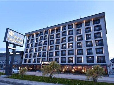 Bayberd Hotel Bayburt Aydıntepe