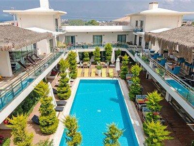 The D Hotel Çeşme Spa & Resort İzmir Çeşme Fahrettinpaşa Mah.