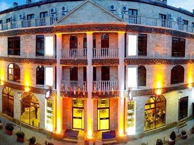 Beyoğlu Palace Termal Otel Eskişehir Odunpazarı Zümrütevler