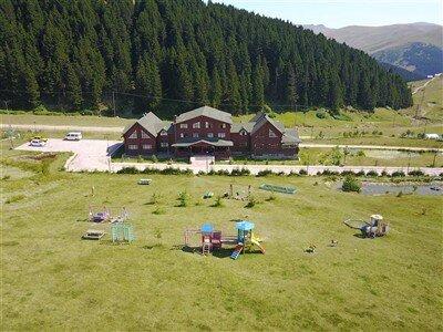 Birun Kümbet Dağ Evi Giresun Dereli Kümbet Köyü