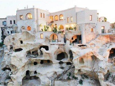 Blue Valley Cave Hotel Nevşehir Kapadokya Ayvalı Köyü