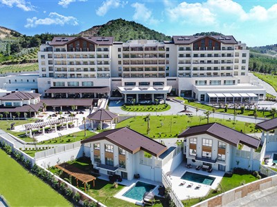 Bn Hotel Thermal & Spa Mersin Mersin Akdeniz Çankaya Mahallesi