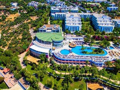 Bodrum Holiday Resort & Spa Muğla Bodrum Bodrum İçmeler
