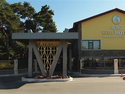 Bolu Koru Hotels Spa & Convention Bolu Bolu Merkez Bolu Yeşilköy