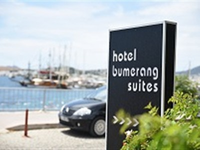 Bumerang Suites Hotel Muğla Bodrum Kumbahçe