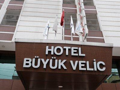 Büyük Velic Hotel&Spa Gaziantep Şahinbeyİnönü Caddesi