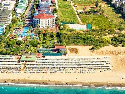 Caretta Beach Hotel Antalya Alanya Konaklı