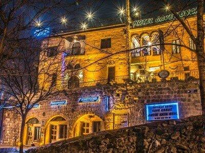 Cave Konak Hotel Nevşehir Kapadokya Ürgüp