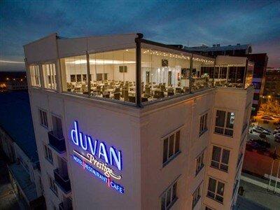 Cavit Duvan Prestige Hotel Edirne Edirne Merkez Armoni Sokak
