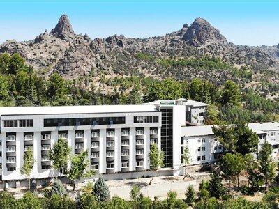 Çelikhanım Termal Otel & Spa Niğde Ulukışla Çiftehan