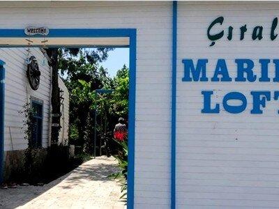 Çıralı Marina Loft Antalya Kemer Çıralı