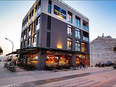 City Life Demir Hotel Muğla Fethiye Cumhuriyet Mahallesi