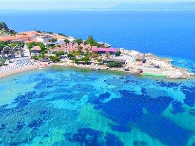 Club Resort Atlantis İzmir Seferihisar Sigacık
