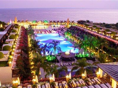 Cratos Premium Hotel Casino & SPA Girne