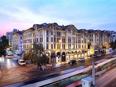 Crowne Plaza Istanbul Old City İstanbul Fatih Laleli