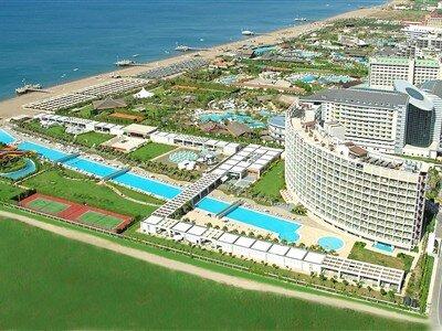 Crystal Centro Resort Lara (ex. Amara Centro) Antalya Lara-Kundu Kundu