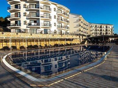 Dalya Resort Hotel Muğla Datça Datça İskele