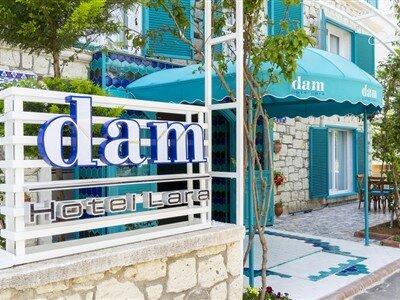 Dam Hotel Lara Antalya Muratpaşa Çağlayan Mahallesi