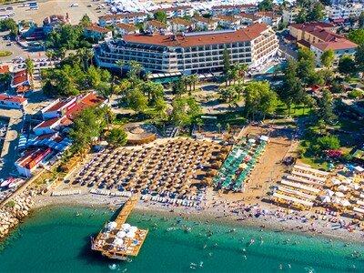 İmperial Turkiz Resort Hotel Antalya Kemer Kemer Merkez