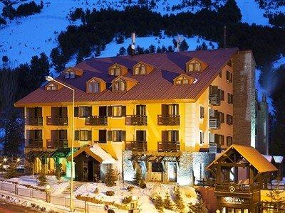 Dedeman Palandöken Ski Lodge Erzurum Palandöken Hüseyin Avni Mah.