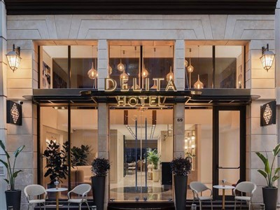 Delita City Hotel İstanbul Şişli Nişantaşı