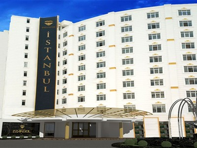 Deluxe İstanbul Resort Hotel Mersin Erdemli Tömük Mahallesi