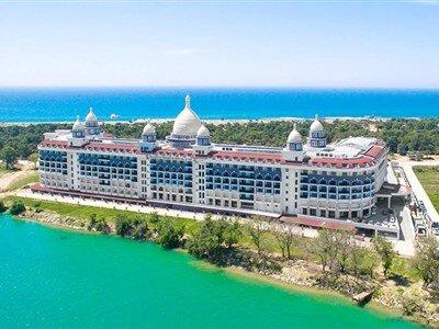 Diamond Premium Hotel & Spa Antalya Side Titreyengöl