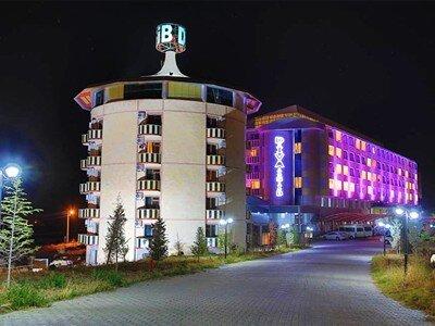 Divaisib Termal Resort Nevşehir Kozaklı Kaplıcalar Mevkii