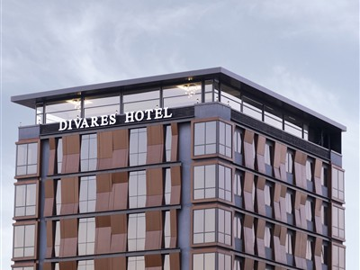 Divares Luxury Hotel Gaziantep Şehitkamil Mithatpaşa Mahallesi