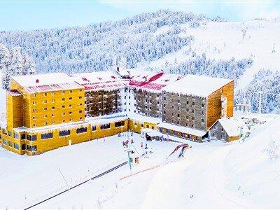 Dorukkaya Ski Mountain Resort Bolu Kartalkaya Tazılar Köyü