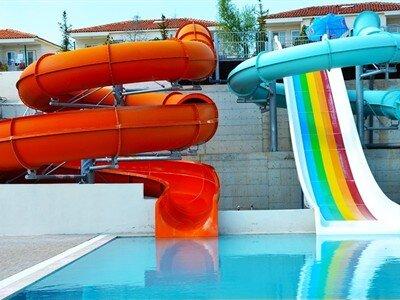 Eda Termal Spa & Aquapark Hotel Manisa Turgutlu Cambazlı