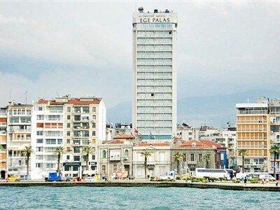 Ege Palas Business Hotel İzmir Konak Konak Alsancak