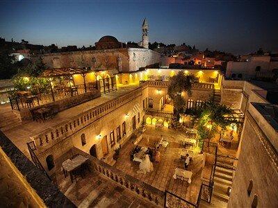 Elçi Konağı Butik Otel Şanlıurfa Eyyübiye Sarayönü Caddesi
